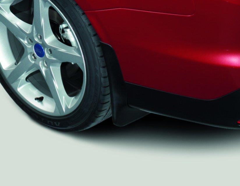 Брызговики Ford Focus Sd 2011-, задние 2шт