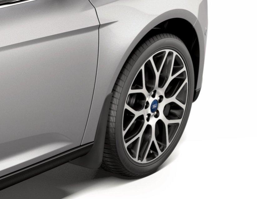 Брызговики Ford Focus 2011-, передние 2 шт