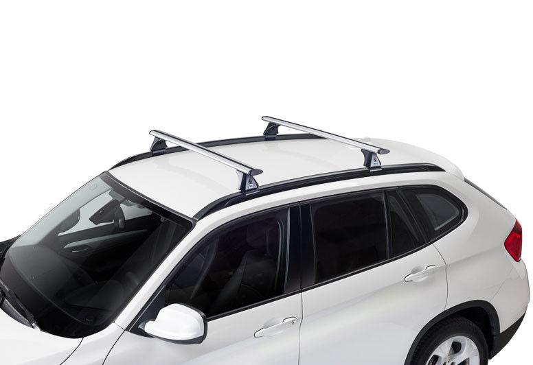 Крепление для багажника на интегр. рейл. BMW X1 (09->)