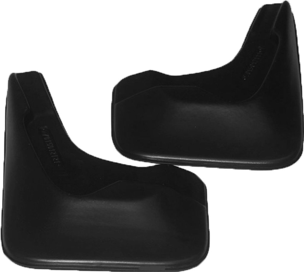 Брызговики Fiat Albea (02-) / передние, кт. 2 шт, L.LOCKER, 7015012151