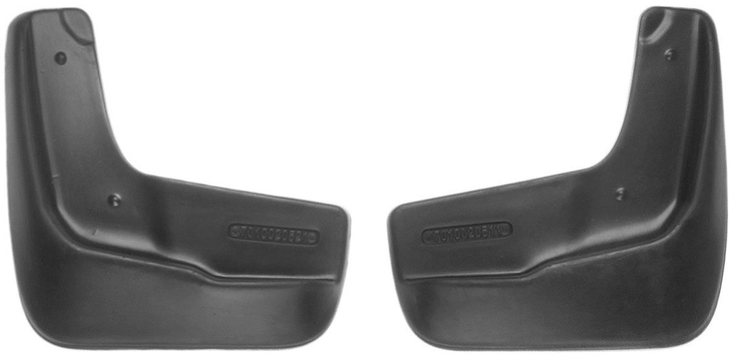 Брызговики Mazda 3 (13-) / передние, кт. 2 шт