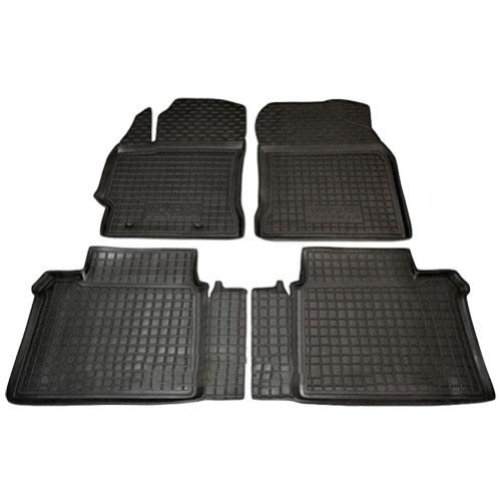 Коврики в салон Toyota Corolla (2013>), AVTO-GUMM, 11406  AVTO-GUMM