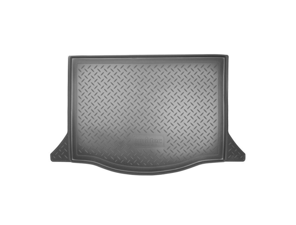 Коврик в багажник Honda Jazz (GG) HB (09-) полиуретановый, NORPLAST, NPL-P-30-31