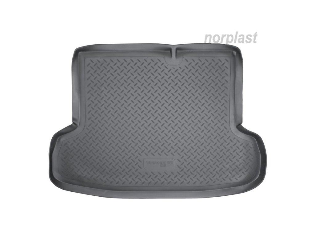 Коврик в багажник Hyundai Aссеnt (Verna) SD (06-10) полиуретановый, NORPLAST, NPL-P-31-80