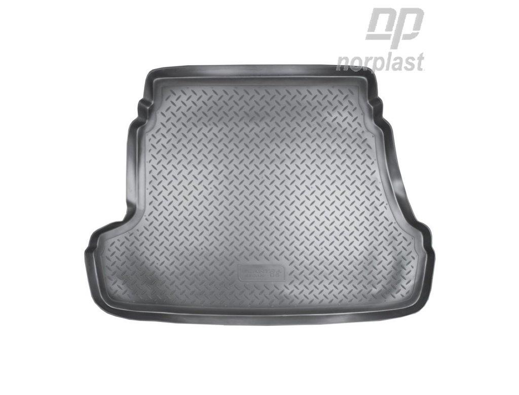 Коврик в багажник Hyundai Elantra (HD) SD (06-11) полиуретановый, NORPLAST, NPL-P-31-07