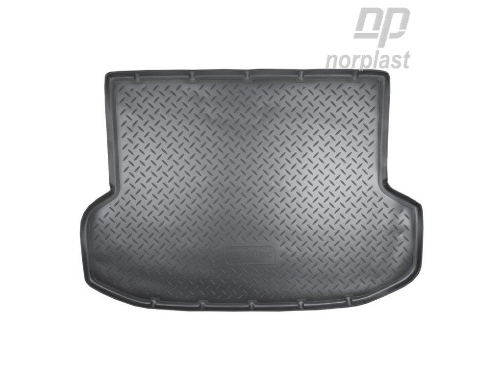 Коврик в багажник Hyundai ix35 (EL) (10-) полиуретановый, NORPLAST, NPL-P-31-14