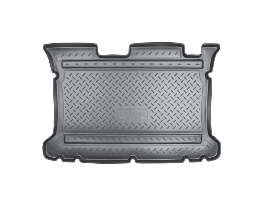 Коврик в багажник Hyundai Matrix (FC) (00-10) L., NORPLAST, NPL-BI-31-15