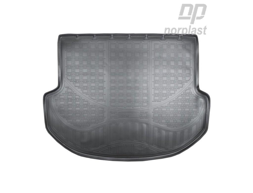 Коврик в багажник Hyundai Santa Fe (DM) (5 мест) (12-) полиуретановый, NORPLAST, NPA00-T31-520
