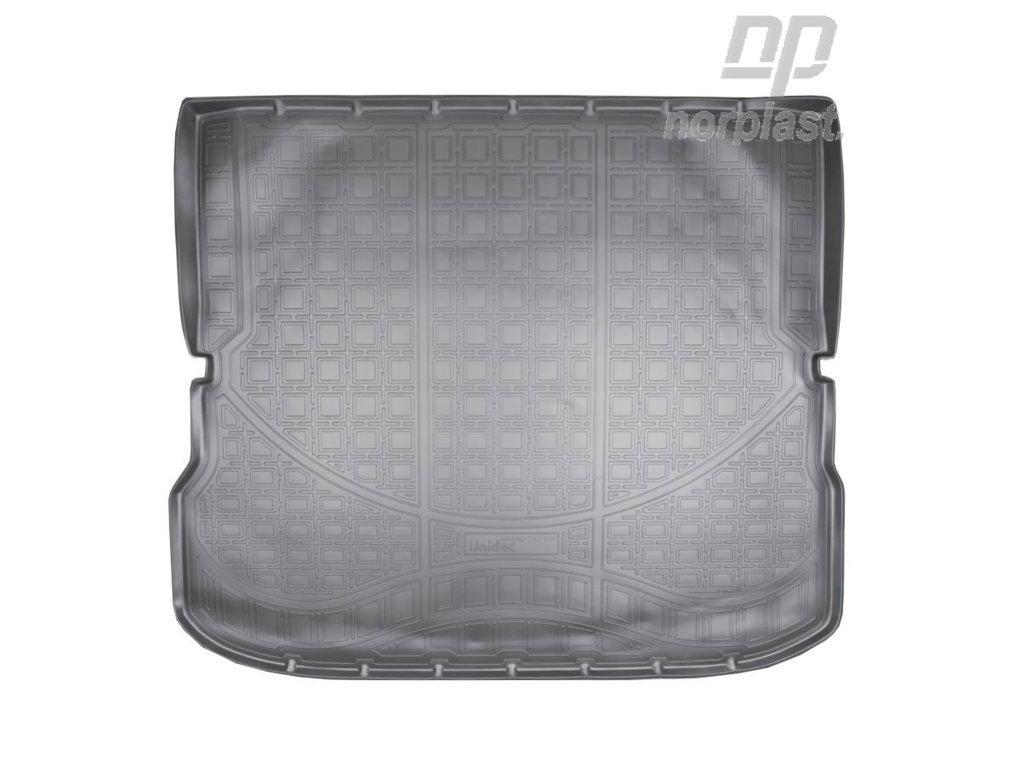 Коврик в багажник Infiniti JX (12-) (сложен. 3 ряд) полиуретановый, NORPLAST, NPA00-T33-601