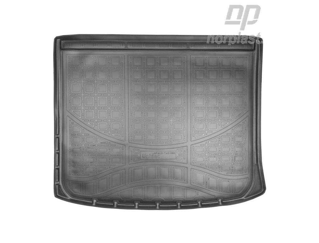 Коврик в багажник Jeep Cherokee (13-) полиуретановый, NORPLAST, NPA00-T40-080