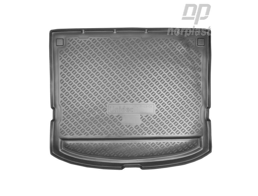Коврик в багажник Kia Carens (FG) (06-) полиуретановый, NORPLAST, NPL-P-43-04