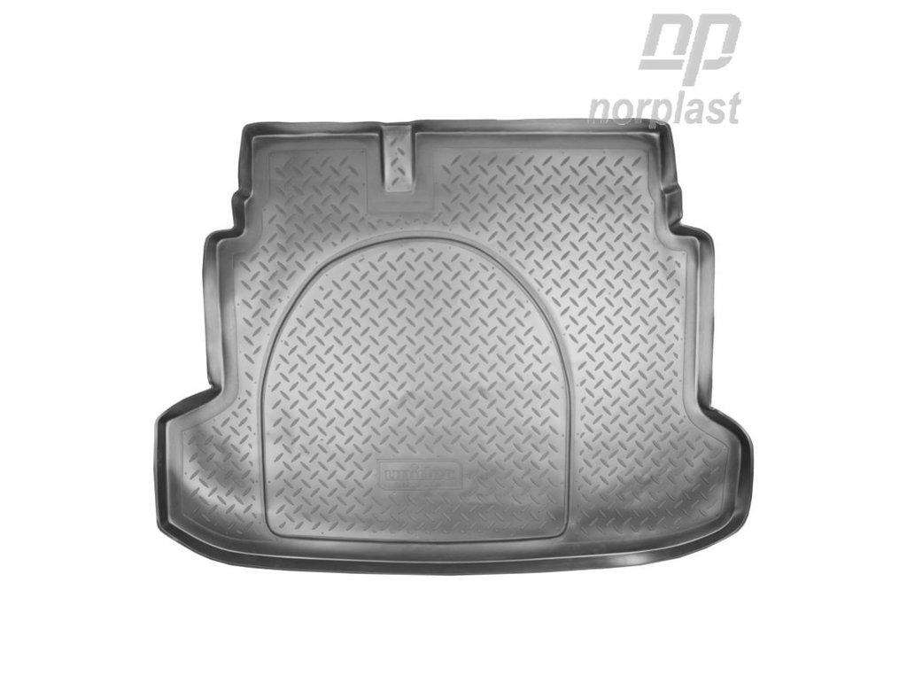 Коврик в багажник Kia Cerato (TD) SD (09-13) полиуретановый, NORPLAST, NPL-P-43-18