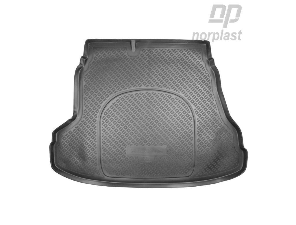 Коврик в багажник Kia Magentis (GE) SD (06-10) полиуретановый, NORPLAST, NPL-P-43-20