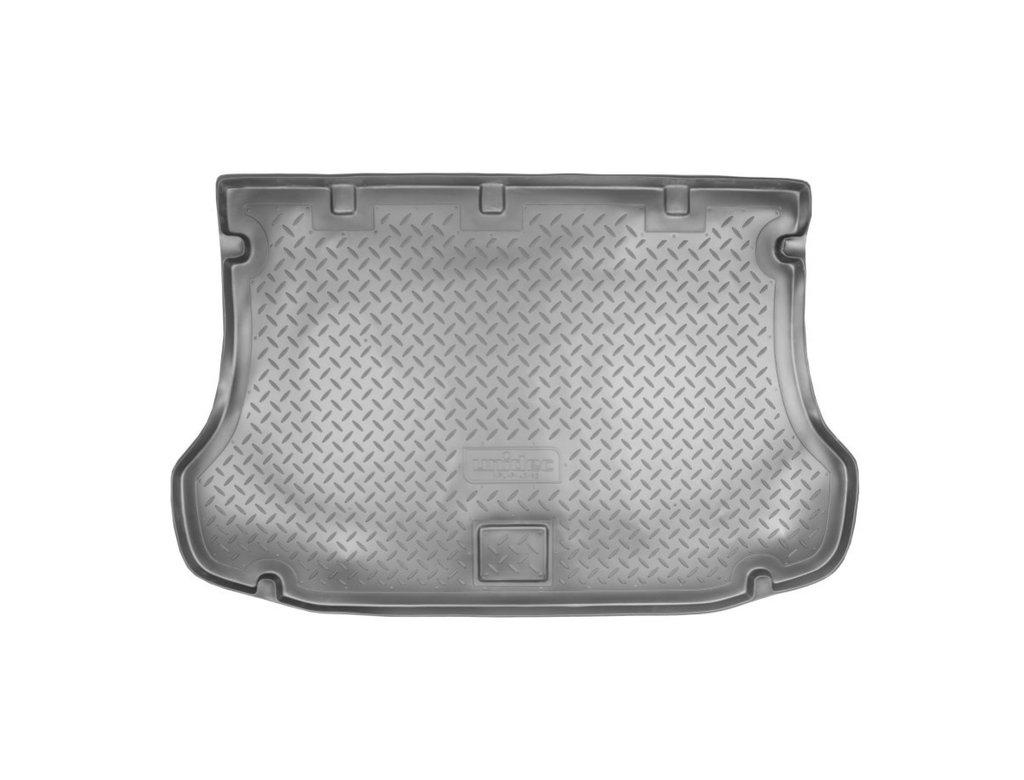 Коврик в багажник Kia Sorento (JC) (02-09) полиуретановый, NORPLAST, NPL-P-43-65