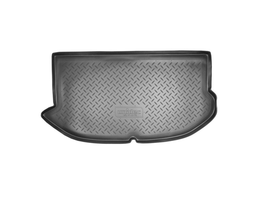 Коврик в багажник Kia Soul (AM) (08-13) полиуретановый, NORPLAST, NPL-P-43-70