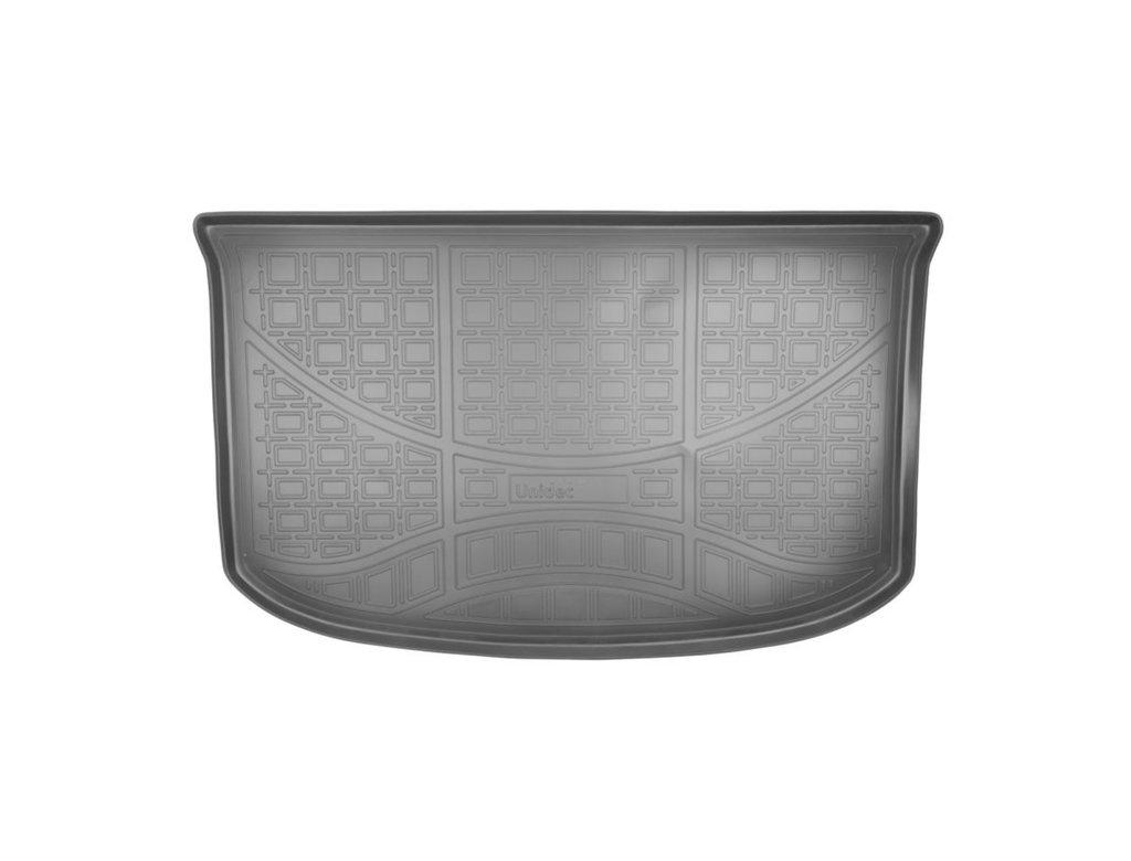 Коврик в багажник Kia Soul (PS) (13-) полиуретановый, NORPLAST, NPA00-T43-701