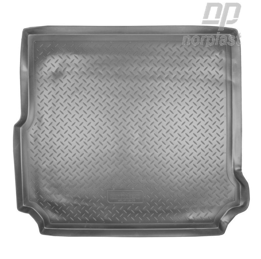 Коврик в багажник Land Rover Discovery 3 (04-09)/4 (09-) полиуретановый, NORPLAST, NPL-P-46-05