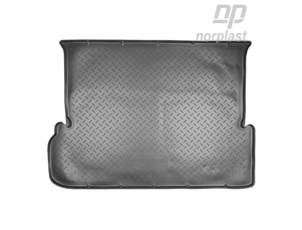 Коврик в багажник Lexus GX 460 (J15) (10-) полиуретановый, NORPLAST, NPL-P-47-35