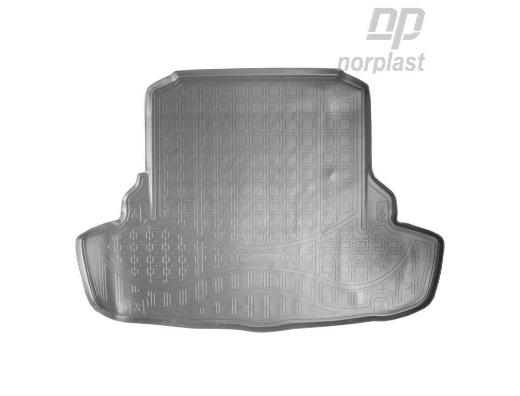 Коврик в багажник Lexus IS (XE3) SD (13-) полиуретановый, NORPLAST, NPA00-T47-210