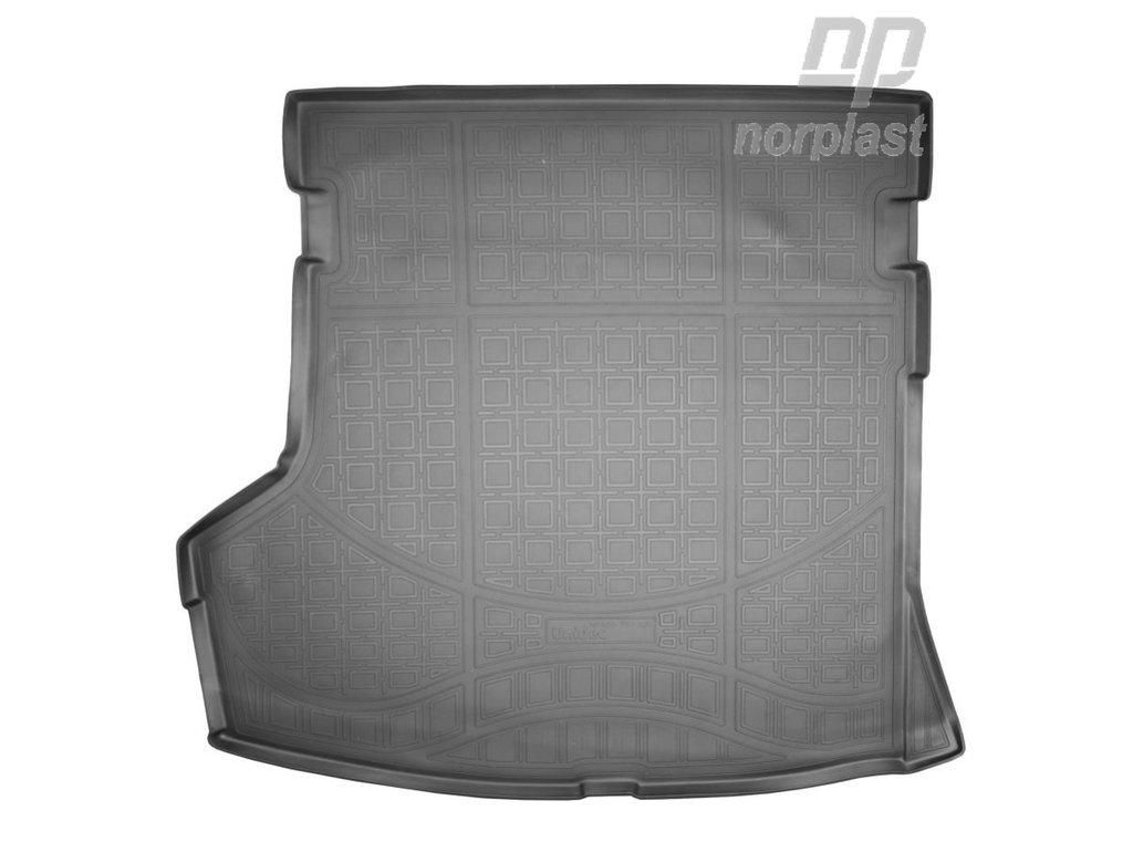 Коврик в багажник Lifan 720 (14-) полиуретановый, NORPLAST, NPA00-T51-020