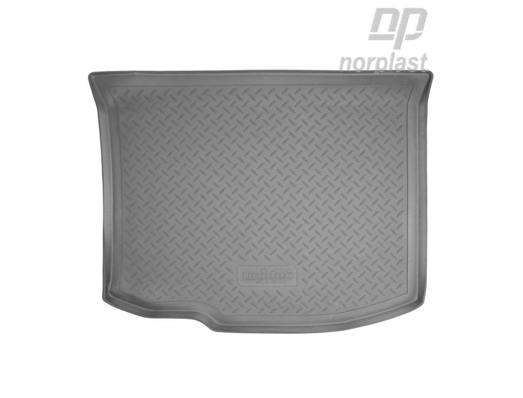 Коврик в багажник Mazda 3 HB (09-13) полиуретановый, NORPLAST, NPL-P-55-04N