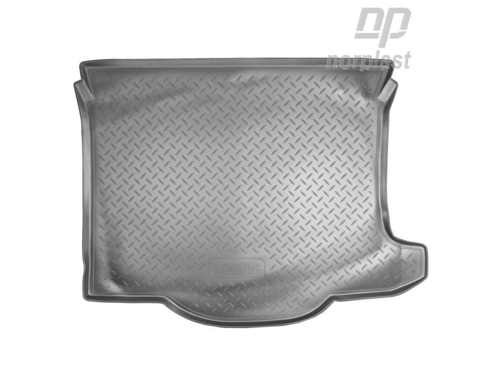 Коврик в багажник Mazda 3 SD (03-09) полиуретановый, NORPLAST, NPL-P-55-03