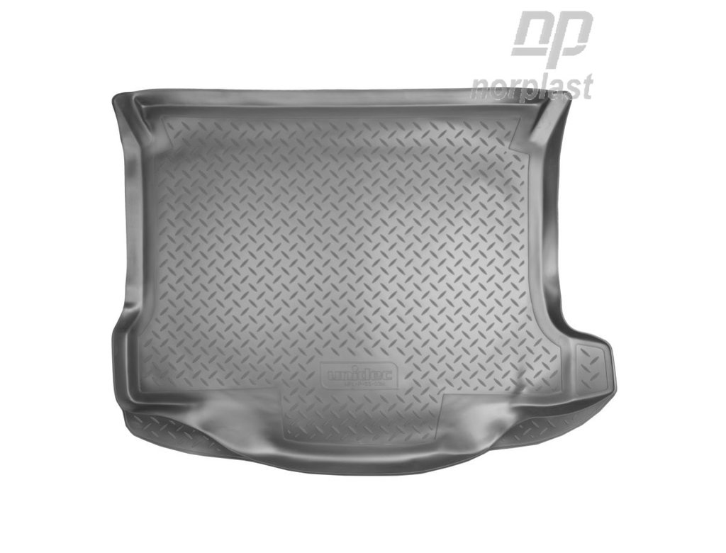 Коврик в багажник Mazda 3 SD (09-13) полиуретановый, NORPLAST, NPL-P-55-03N