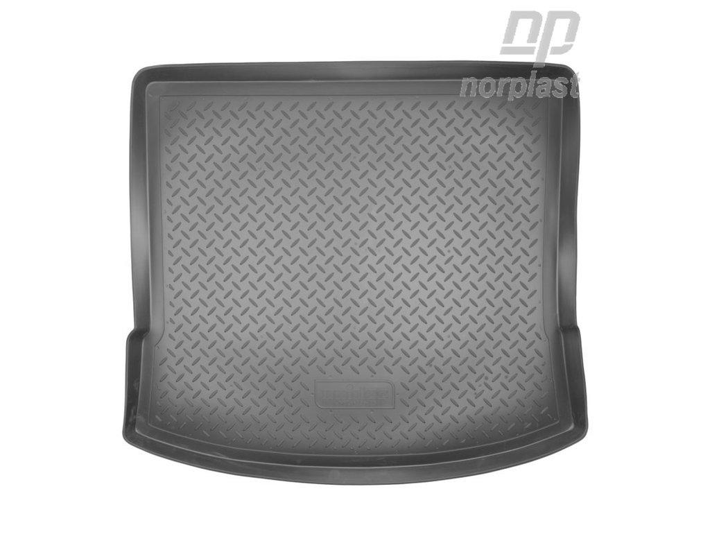 Коврик в багажник Mazda 5 (06-10) полиуретановый, NORPLAST, NPL-P-55-05