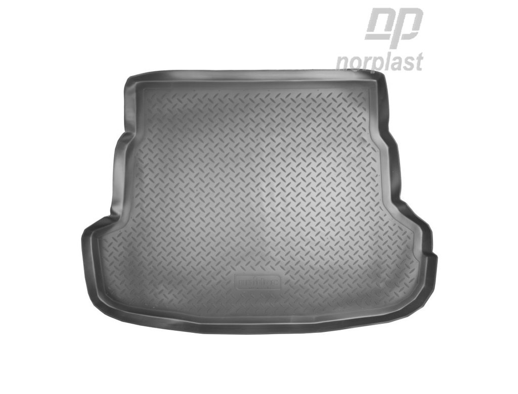 Коврик в багажник Mazda 6 SD (07-12) полиуретановый, NORPLAST, NPL-P-55-16