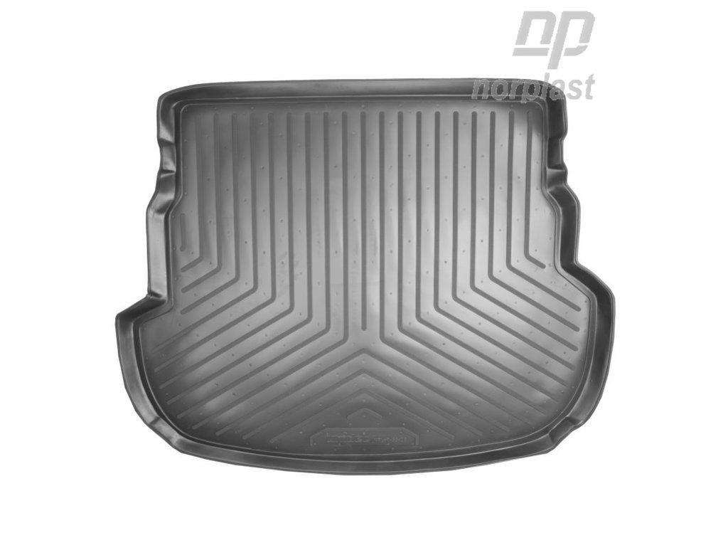 Коврик в багажник Mazda 6 WAG (02-07) полиуретановый, NORPLAST, NPL-P-55-08