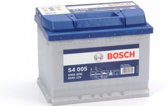 Аккумулятор 60Ah-12v (242x175x190) R EN540