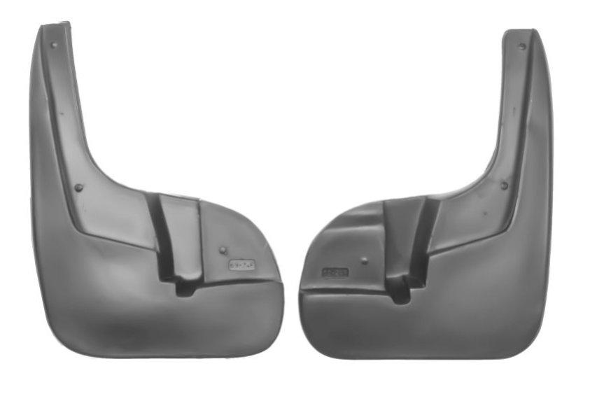 Брызговики Renault Logan (L52)(13-)/Sandero (B52) hb (14-) / передние, кт. 2 шт