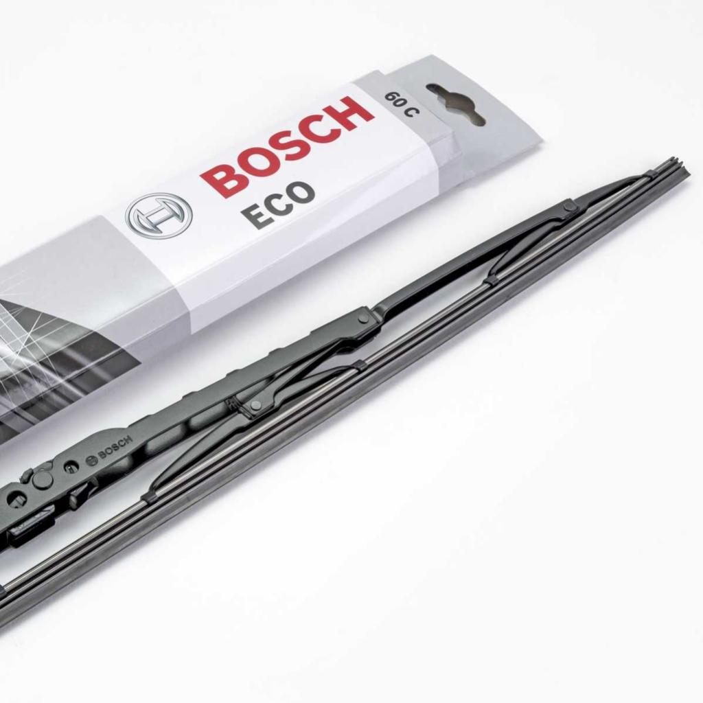Щетка стеклоочистителя (дворник) Bosch Eco каркасная 470 мм