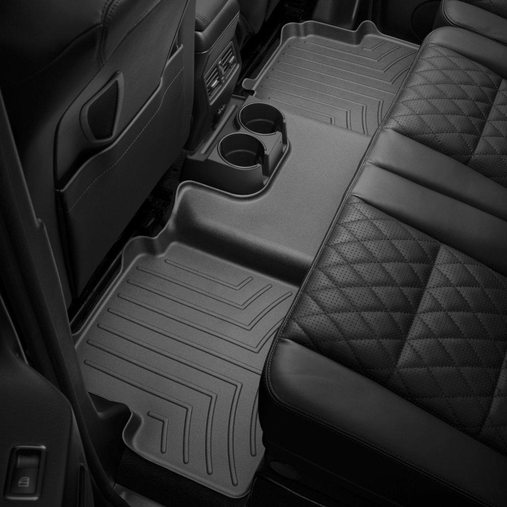 Коврики в салон Mercedes-Benz G class 2002- с бортиком черные задние, WEATHERTECH, 442212
