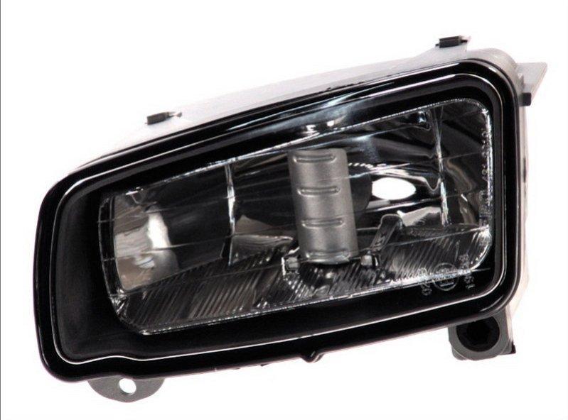 Противотуманная фара Ford C-Max 2007-2010 левая сторона