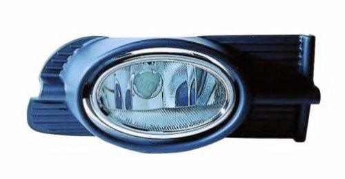 Противотуманная фара Honda Accord 2000-2002 правая сторона