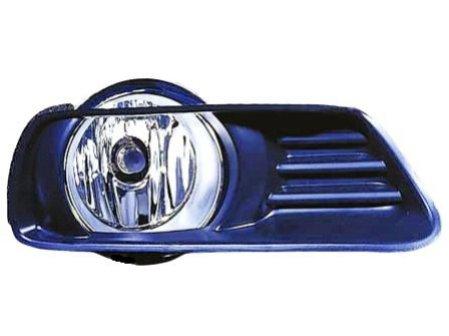 Противотуманная фара Toyota Camry 2006-2010 с рамкой правая сторона