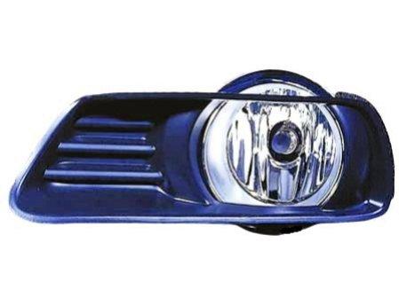 Противотуманная фара Toyota Camry 2006-2010 с рамкой левая сторона
