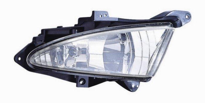 Противотуманная фара Hyundai Elantra 2006-2011 правая сторона