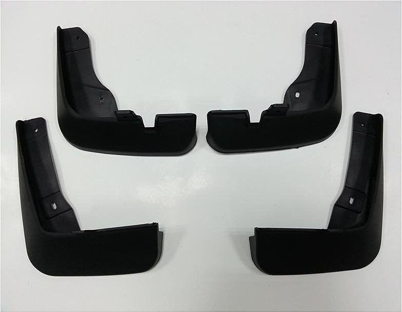 Брызговики Mazda 3 sd (13-) (BHR1V3450;BHR1V3460), кт. 4 шт