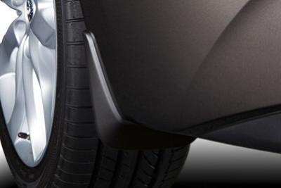 Брызговики Mazda 3 2012- задние 2шт