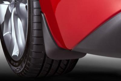 Брызговики Mazda 3 Hb 2012- передние 2шт